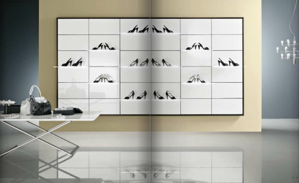 Arredamento per negozio di calzature olbia sassari for Marcato arredamenti