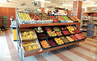 Arredamneto per negozio di alimentari e enoteca olbia for Negozi arredamento cagliari